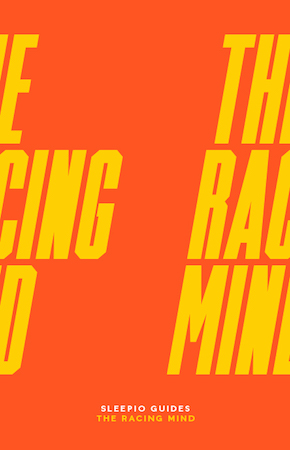Your racing mind book cover