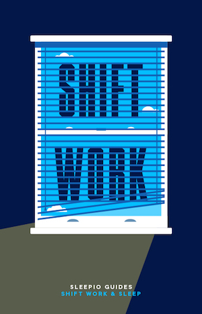 Shift work and sleep book cover